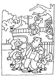 Small Picture Zoo Coloring Pages For Preschoolers Coloring page visiting the