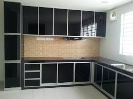 beautiful aluminium kitchen cabinet and black aluminium kitchen cabinets trendyoutlook