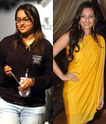 Sonakshi Sinha Weight Loss Diet Chart Sonakshi Sinha Weight Loss Was Her Biggest Challenge