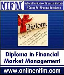 nifm diploma in financial market online certification course in  nifm diploma in financial market online certification course in stock market hindi