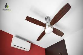air conditioners or ceiling fans which is better