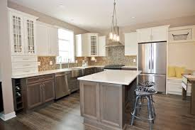 Farm House Kitchens showcase home features modern farmhouse kitchen 1225 by guidejewelry.us