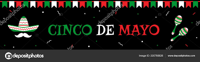 Web Design Mayo Traditional Festival Cinco Mayo Web Design Banner Template