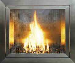 image of ventless fireplace propane