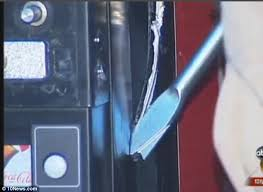 Arm Stuck In Vending Machine Commercial Awesome California Boy Got His Arm Stuck Inside Vending Machine While Trying