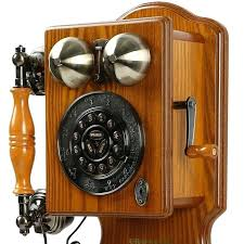crosley wall phones country kitchen wall phone rotary dial hand rubbed country kitchen wall phone country