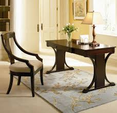furniture small home office spaces with brown antique desk drawer and chair fabric cushion plus flower burkesville home office desk