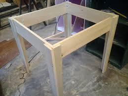 Kitchen Table Legs For Design500750 Homemade Table Legs 17 Best Ideas About Diy Table