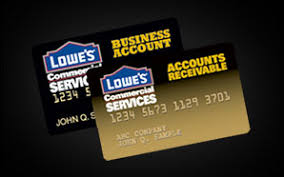 Lowes Commercial Credit Card Application Lowes For Pros Lowes Canada