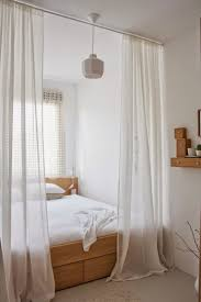 Of Bedroom Curtains How To Create Dreamy Bedrooms Using Bed Curtains