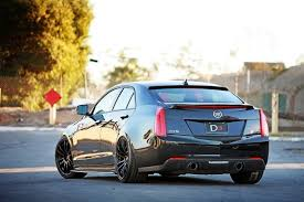 2013 Cadillac ATS Coupe | 2013 cadillac ATS Sports Sedan tuned by ...