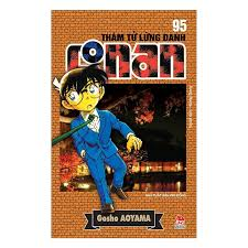Thám Tử Lừng Danh Conan - Tập 95 Tài Ebook PDF EPUB - Web Sách