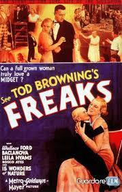 Risultati immagini per freaks tod browning film no copyright