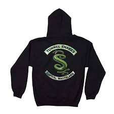 Loot Crate Fallout Tunnel Snakes Mens Hoodie Exclusive