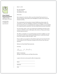 sample offer letter apology letter  sample