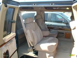 2000 Chevrolet Express G1500 Passenger Conversion Van interior ...