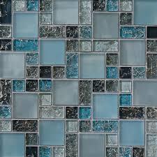 bathroom glass floor tile glass tile flooring flooring designs