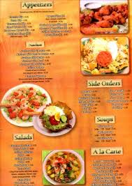 mexican food appetizers menu. Perfect Appetizers Escaramuza Mexican Restaurant Appetizersside Ordersa La Carte Soup And  Salads For Mexican Food Appetizers Menu X