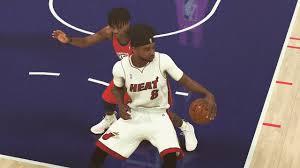 2032 Playoffs Heat vs 76ers - Game 4 ...