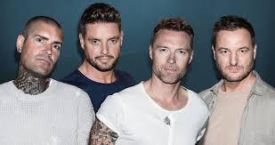 Boyzone Discuss Gary Barlow Writing Their New Single Love