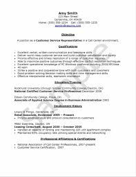 Sample Resume for Call Center Jobs Inspirational Examples Professional  Customer Service Resume Example Customer
