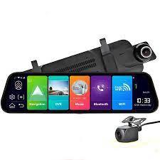 Camera hành trình ô tô : Camera hành trình gương android 4G X10R