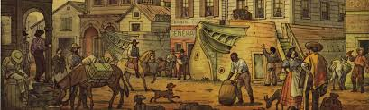 san francisco gold rush 1849