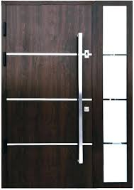 modern front door. Modern Entry Doors Door Pulls Magnificent Front With Stainless Steel In For Homes .