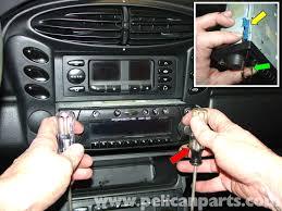 porsche 911 carrera radio head unit installation 996 1998 2005 large image