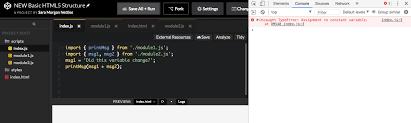 Organize Code with Modules Unit   Salesforce Trailhead