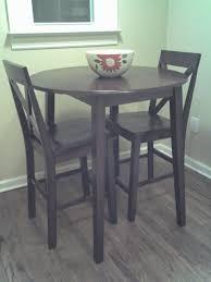Tall Kitchen Table With Stools Mahogany In Keepitmovins Garage
