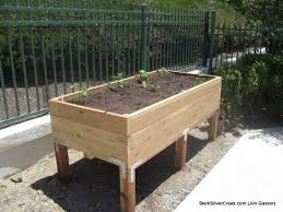 Small Picture Easy Planter Box Plans How to Build a Vegetable Planter Box