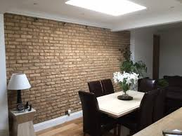 dining room feature wall rustic dining room london by kucidining room feature wall rustic dining room