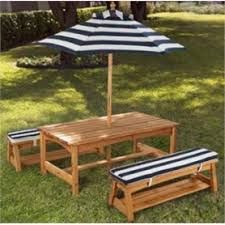 Kids Outdoor Furniture Kids Outdoor Table & Chairs
