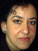 Andrea Levy has been nominated for Small Island. 12:01AM BST 28 May 2004 - arts-graphics-2004_1149800a