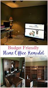 budget friendly home offices. Before We Start Our Budget Friendly Home Office Remodel Project From Walking On Sunshine Recipes. Offices