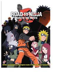 NARUTO SHIPPUDEN ROAD TO NINJA: THE MOVIE 6 - NARUTO SHIPPUDEN ROAD TO  NINJA: THE MOVIE 6 1 DVD: Amazon.de: DVD & Blu-ray