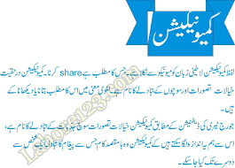 lahore business communication notes in urdu business communication notes in urdu