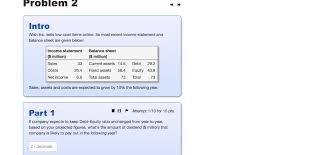Online Balance Sheet Solved Problem 2 Intro Wish Inc Sells Low Cost Items Onl
