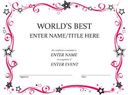 babysitting certificates sample blank certificate of recognition best award
