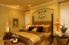 romantic master suite. Click Thumbnail Below To See Related Photograph From Romantic Master Bedroom With Brown Walls And Sconce Suite E
