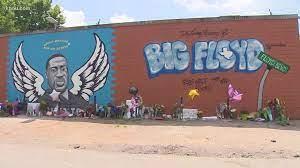 George Floyd mural aims to honor memory ...