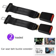 auto car seat belt 36cm extension extender buckles 2 1cm child safety support 1 of 9free see more