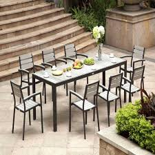 contemporary outdoor table setting ideas fresh diy patio table new lush poly patio dining table ideas