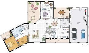 Maison Familiale Plan Maison Gratuit