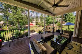 Traylor Design And Construction Traylor 2 Deck Creations Outdoor Living Richmond