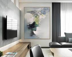 extra large wall art abstract oversized