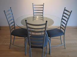 glass dining table ikea table design ideas ikea round dining table