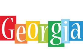 Georgia Logo | Name Logo Generator - Smoothie, Summer, Birthday ...
