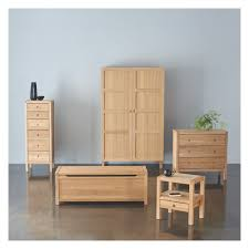 radius oak 1 drawer bedside table now at habitat uk